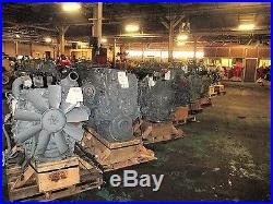 Cummins 8.3 Liter Natural Gas Diesel Engine, 280HP. All Complete