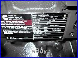 Cummins B3.3T Mechanical Diesel Engine, 69 HP, CPL 3299, 0 Miles, Tier 3-4