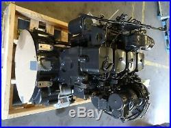 Cummins B3.9-c 4bt New Surplus 115hp 86kw Complete Diesel Engine 24v 4bt3.9
