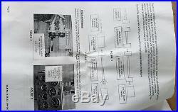 Cummins Diesel Engine Instrument Panel, 4079028 with harness