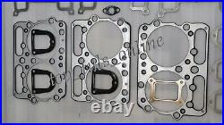 Cummins Diesel Engine N14 Cylinder Head Gasket Top Kit Dyna Seal Talbros