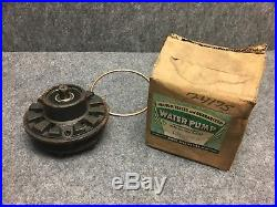 Cummins Diesel Engine NH250 NHE220 225 Water Pump with High Mounted Fan NORS 32397