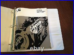 Cummins Fuel Pump Pt Type G Calibration Values Manual 70 75 Engine Diesel