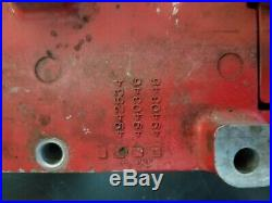 Cummins ISB 6.7 Diesel Engine Intake Cover with Heater, P/N 4942534