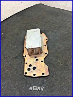 Cummins ISB 6.7 Diesel Engine Oil Cooler P/N 3975818 OEM