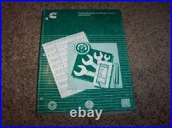 Cummins ISB Diesel Engine Troubleshooting Shop Service Repair Manual 5.9L