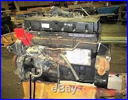 Cummins ISM Diesel Engine Take Out, 410 HP, Turns 360, Good For Rebuild Only