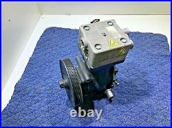 Cummins ISV 5.0 Diesel Engine Wabco 1 CYL AIR COMPRESSOR 4359930 OEM