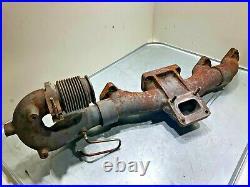 Cummins ISX15 Diesel Engine Exhaust Manifold, 3683870, 3687062, 3685999 OEM