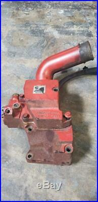 Cummins ISX15 Diesel Engine Thermostat Housing, 2862067, CM2250