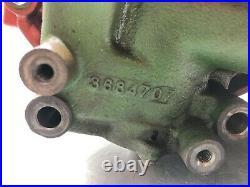 Cummins ISX 15 DOHC DIESEL ENGINE EGR Valve Assembly 3684707 OEM