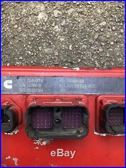 Cummins ISX ECM ECU DIESEL ENGINE COMPUTER MODULE P/N 3684275