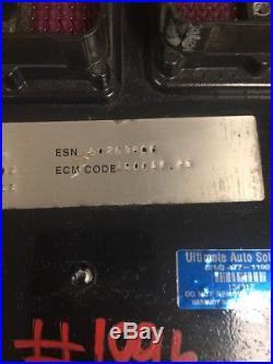 Cummins Isb Diesel Engine Computer Ecu 4921776 # 1096
