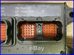 Cummins Ism Ecm Ecu Cpl 8557 Diesel Engine Computer Module Egr Part# 310