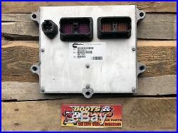 Cummins Isx Ecm, Ecu, Diesel Engine Computer Module Egr Part#3684009 Cpl8520