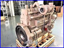 Cummins KT19 Diesel Engine, 450 HP, Good Used Engine, Tested Ready To Go
