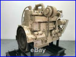 Cummins KTA19 Diesel Engine, 525 HP. All Complete and Run Tested
