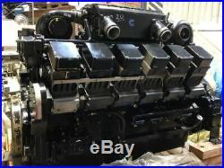 Cummins KTA38 Diesel Engine, 1030HP. Twin Starters. All Complete