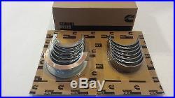 Cummins Main Bearing STD Standard Set 89-2014 Dodge 12V 24V 5.9 6.7L 3802070 NEW
