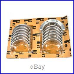 Cummins Main Bearings Standard Complete Set 89-14 Dodge 12V 24V 5.9 6.7 3802070