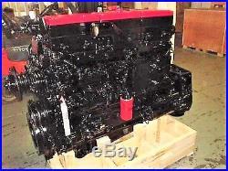 Cummins N14 Celect Plus Red Top Diesel Engine, Complete