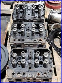 Cummins N14 Diesel Engine Cylinder Head Casting, P/N 3078360