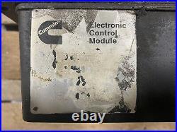 Cummins N14 Ecm Ecu Cpl 1573 Diesel Engine Computer Module Egr Part# 3619037