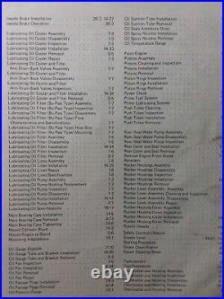 Cummins NH NT 855 Diesel Engine Service Shop Manual Big Cam NTC NTF NTA N NHH