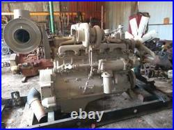 Cummins NTA 855 Diesel Engine Big cam