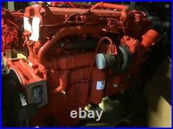 Cummins X 15 Diesel Engine, 565HP. All Complete