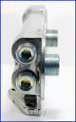DODGE RAM Cummins Diesel FRAM XG3976A Dual Bypass Engine Oil Filter Remote Mount