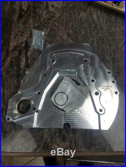 Destroked Cummins Conversion Engine Adapter Plate Common Rail to 4R100 Diesel CR