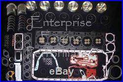 Dodge Cummins 6.7L 24V ISBE Common Rail Diesel Engine Overhaul/Rebuild Kit 07.5+