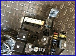 Dodge Ram 2500 5.9l Cummins Diesel 4x4 Manual Oem Engine Fuse Box Wiring Harness