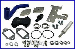 EGR Valve Cooler Delete Kit for 2010 2011 2012 2013 2014 Dodge Ram 6.7L Diesel
