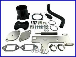 EGR Valve Cooler Delete & Throttle Valve Kit for 2010-2014 Dodge Ram 6.7L Diesel