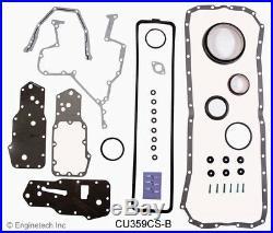 ENGINE REBUILD KIT for 1998 2002 DODGE CUMMINS DIESEL 5.9L 5.9 L6 24V