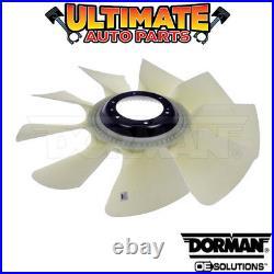 Engine Cooling Fan Blade (5.9L Cummins Diesel) for 03-09 Dodge Ram 3500 Pickup