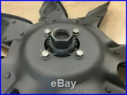 Engine Cooling Fan with Clutch for 94-02 Dodge Ram Cummins Turbo Diesel 5.9
