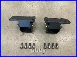 Engine Mount Bracket Set 1989-1993 12 Valve Dodge Ram Cummins Diesel 5.9L 6BT