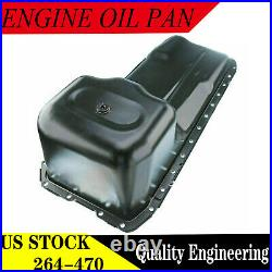 Engine Oil Pan 264-470 for Dodge Ram Pickup Truck for 5.9L 6.7L Cummins Diesel