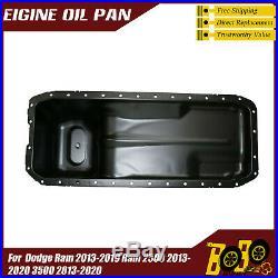 Engine Oil Pan Fits 6.7L Cummins Turbo Diesel 2013-17 Ram 2500 3500 CRP78A