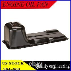 Engine Oil Pan Fits 6.7L Cummins Turbo Diesel 2013-2018 Ram 2500 3500 4500 5500