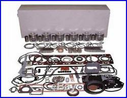 Engine Overhaul Rebuild kit for 2003 24V Dodge Cummins Diesel 5.9L 6BT (1250)