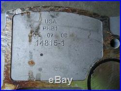 Engine to Transmission Adapter Plate G56 68RFE Cummins Diesel 4941232