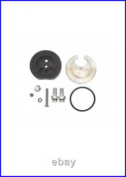 FASS 100GPH Lift Pump Sump Fleece Fuel Filter Delete For 07.5-09 Cummins