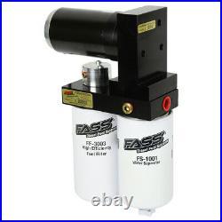 FASS Titanium 165GPH Lift Pump & Fleece Fuel Filter Delete For 2010-2018 Cummins