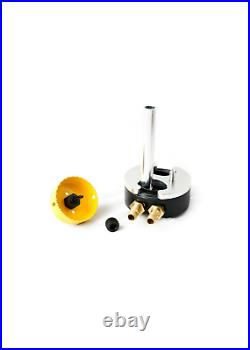 FASS Titanium 165GPH Lift Pump Sump Fleece Fuel Filter Delete For 05-07 Cummins