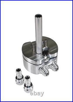FASS Titanium 165 Lift Pump Sump Fleece Fuel Filter Delete For 07.5-09 Cummins