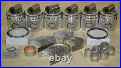 Fits 2003 2004 Cummins Diesel 359 5.9L L6 24V HO C PREMIUM ENGINE REBUILD KIT